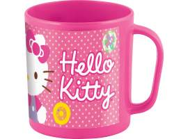 Taza microondas 36 cl. Hello Kitty