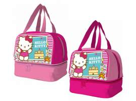 Portameriendas 20 cm. Hello Kitty