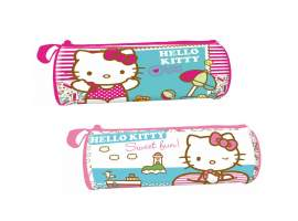 Estuche 23 cm. Hello Kitty
