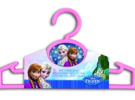 Set 3 perchas FROZEN