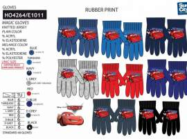 Guantes Cars