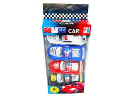 Set 4 coches