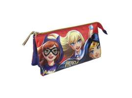 Portatodo Super Hero Girls 220X115mm