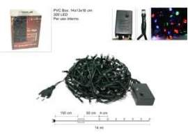 Miniluces 300 led multicolor