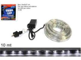 Tubo led 10mt. blanco