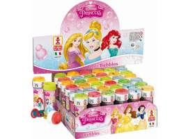 Tubo pompas 60 ml Princesas Disney