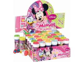 Tubo pompas 60ml Minnie