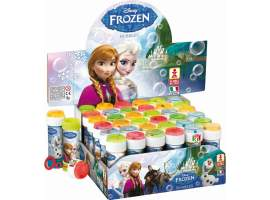 Tubo pompas 60ml Frozen
