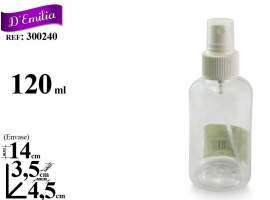 Botella pulverizadora 120 ml
