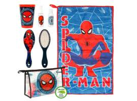 Set aseo Spiderman