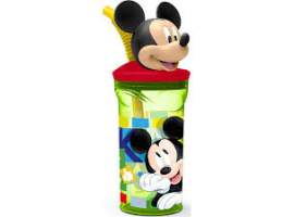 Vaso figura 3D Mickey 360 ml