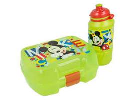 Set Premium VUELTA AL COLE Mickey