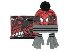 Conjunto 3 pzs Spiderman