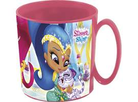 Taza micro 350 ml SHIMMER AND SHINE