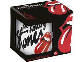 Taza cerámica 325 ml Rollings Stones